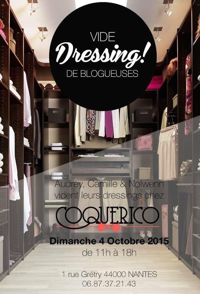 10 - Vide dressing chez Coquerico