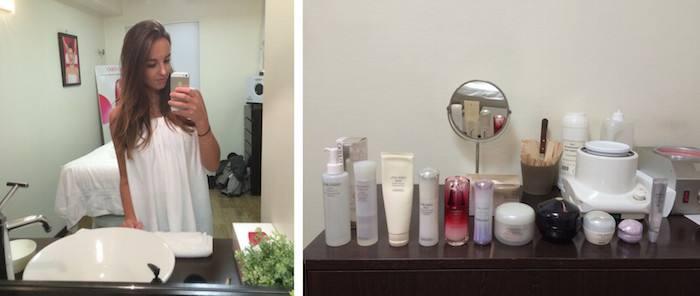 2 - Afterwork soin shiseido chez Nocibé 2
