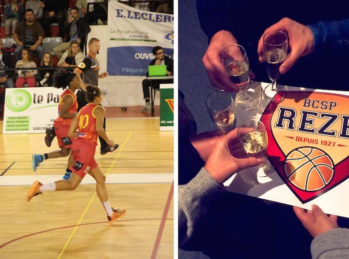 8 - Match de Basket féminin BCSP de Rezé 3