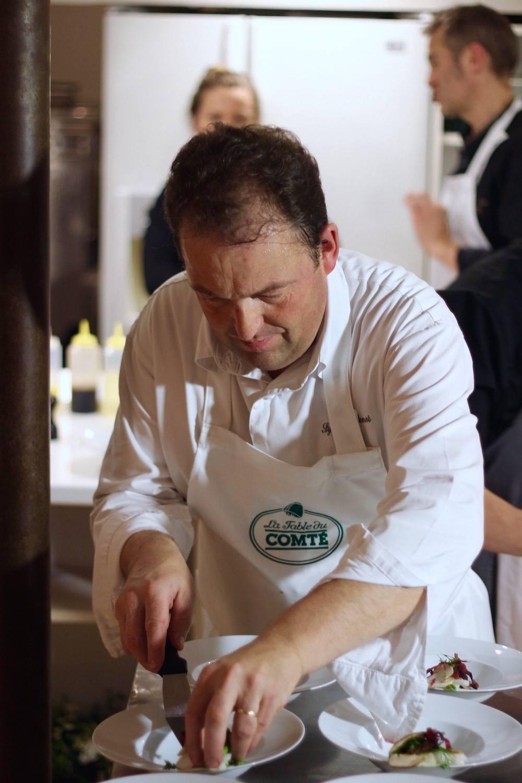 La Table du Comté - Atelier Bayard Nantes - Dominic Quirke et Sylvain Guillemot 8