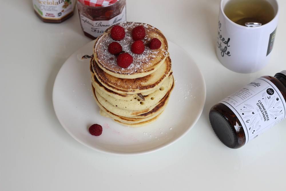 Recette pancakes Nolwenn C 1