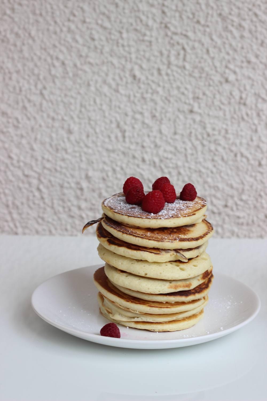 Recette pancakes Nolwenn C 5