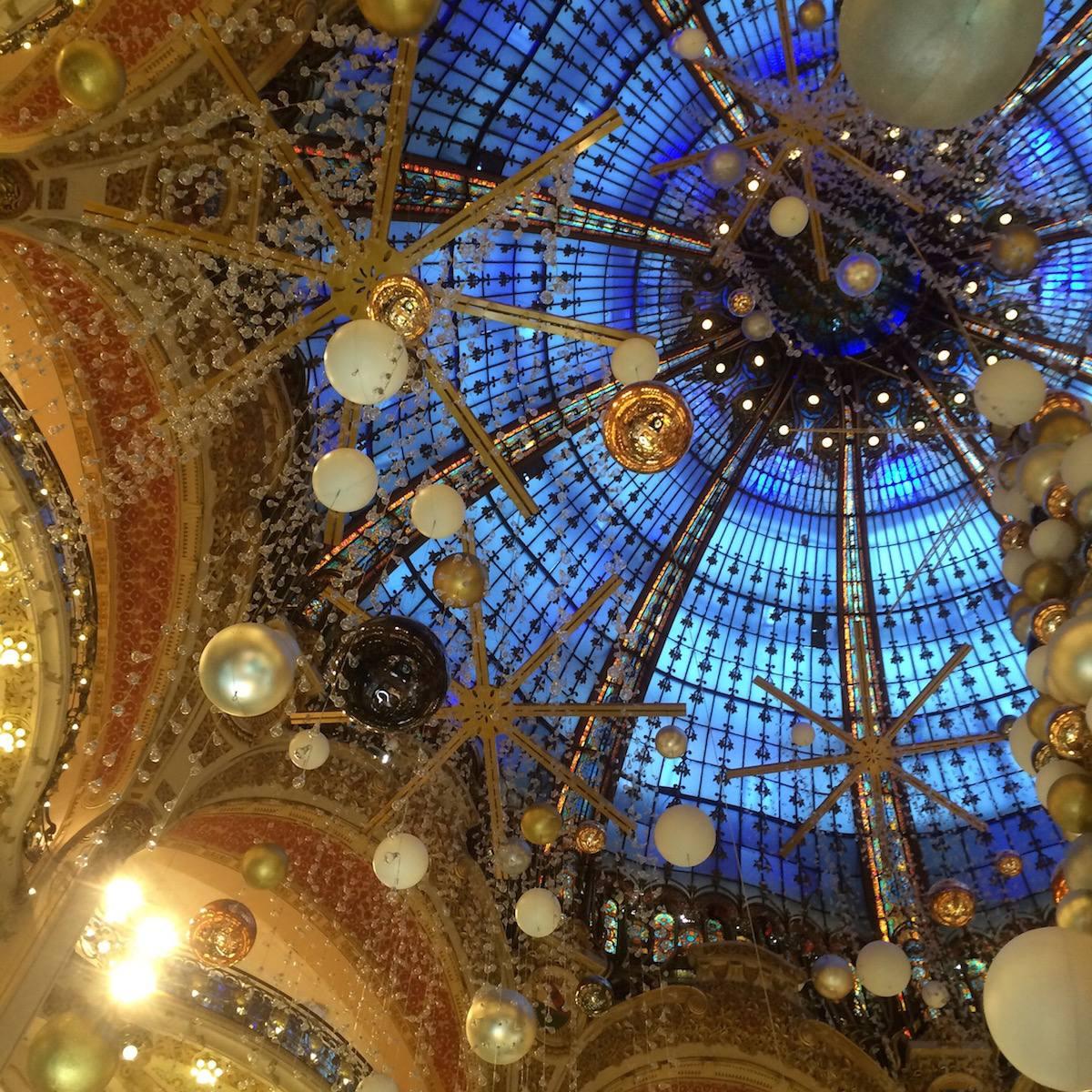 Galeries Lafayette Hausman 3
