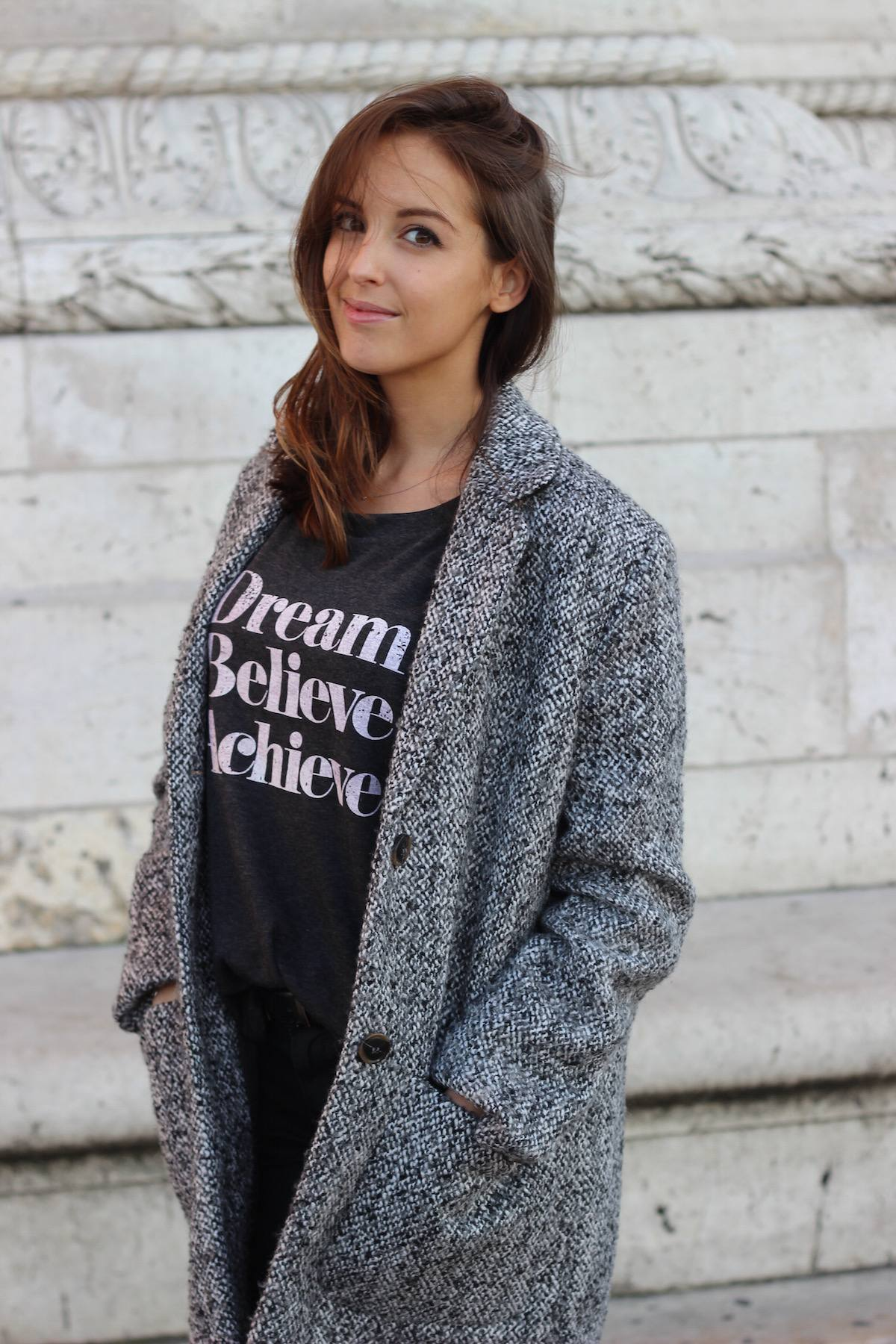 Paris - Dream Believe Achieve - Blog Mode Nolwenn C 1