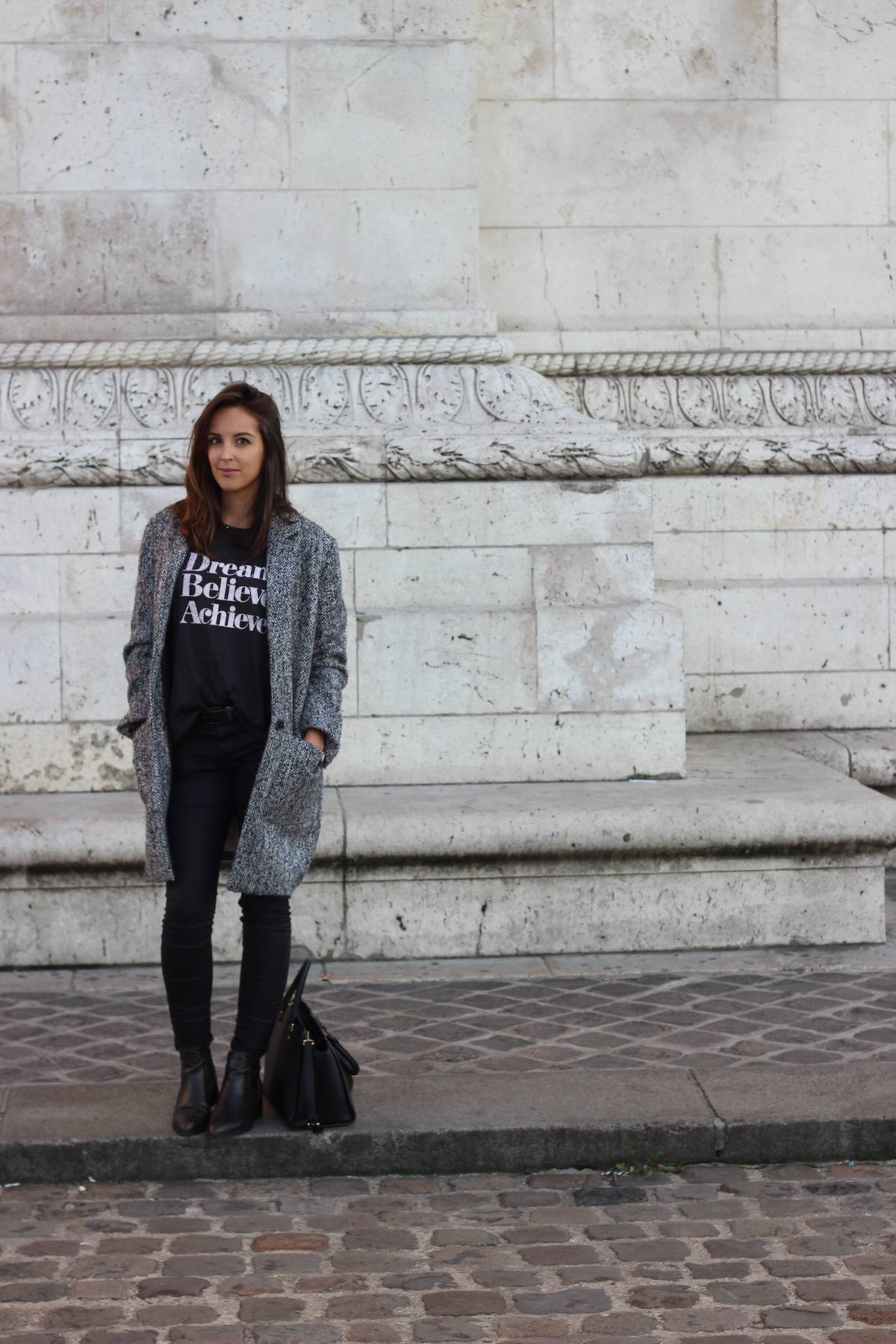 Paris - Dream Believe Achieve - Blog Mode Nolwenn C 2