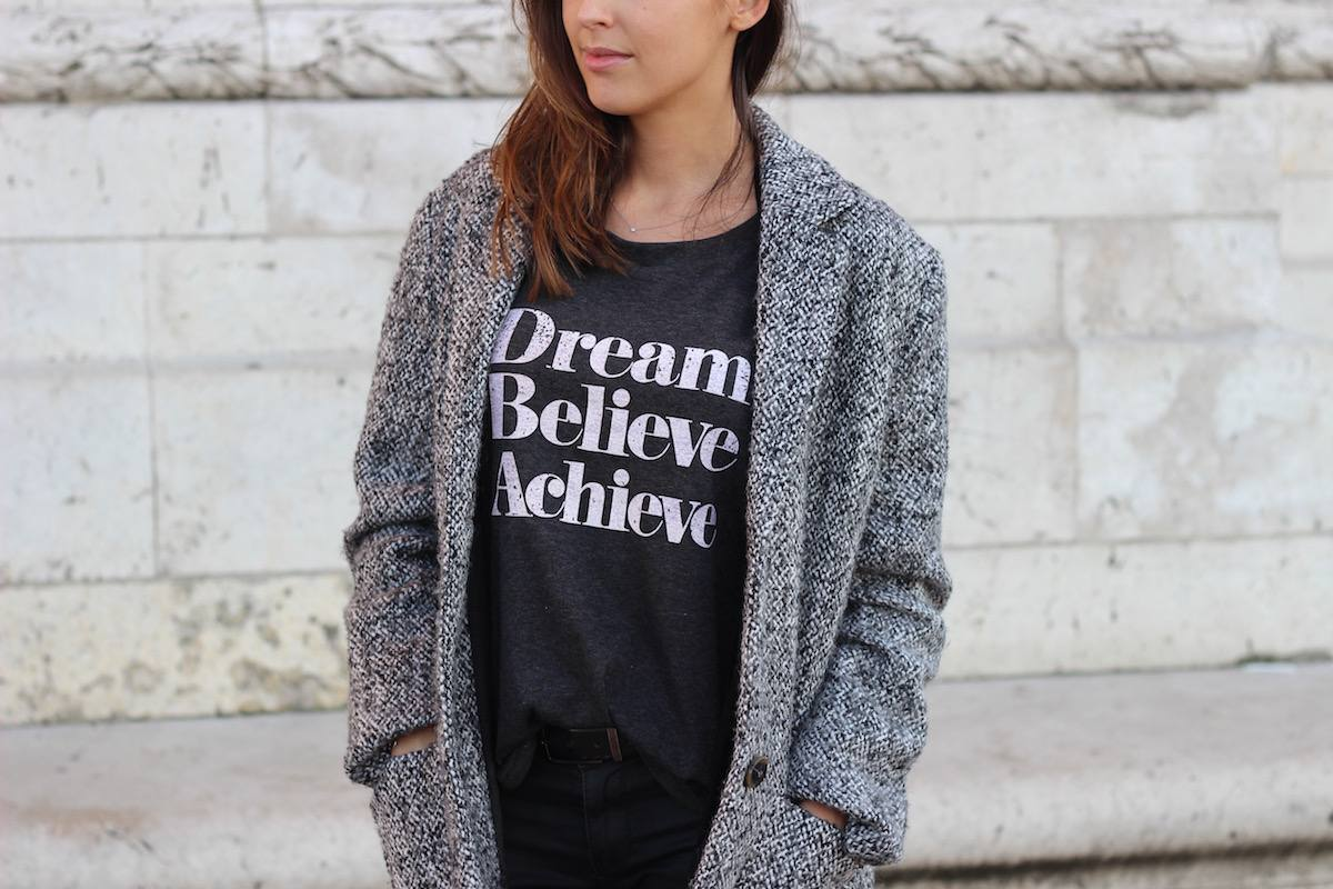 Paris - Dream Believe Achieve - Blog Mode Nolwenn C 3