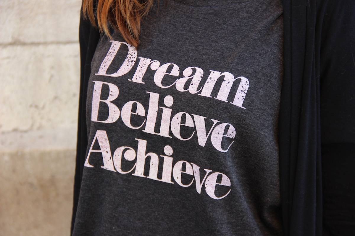 Paris - Dream Believe Achieve - Blog Mode Nolwenn C 8
