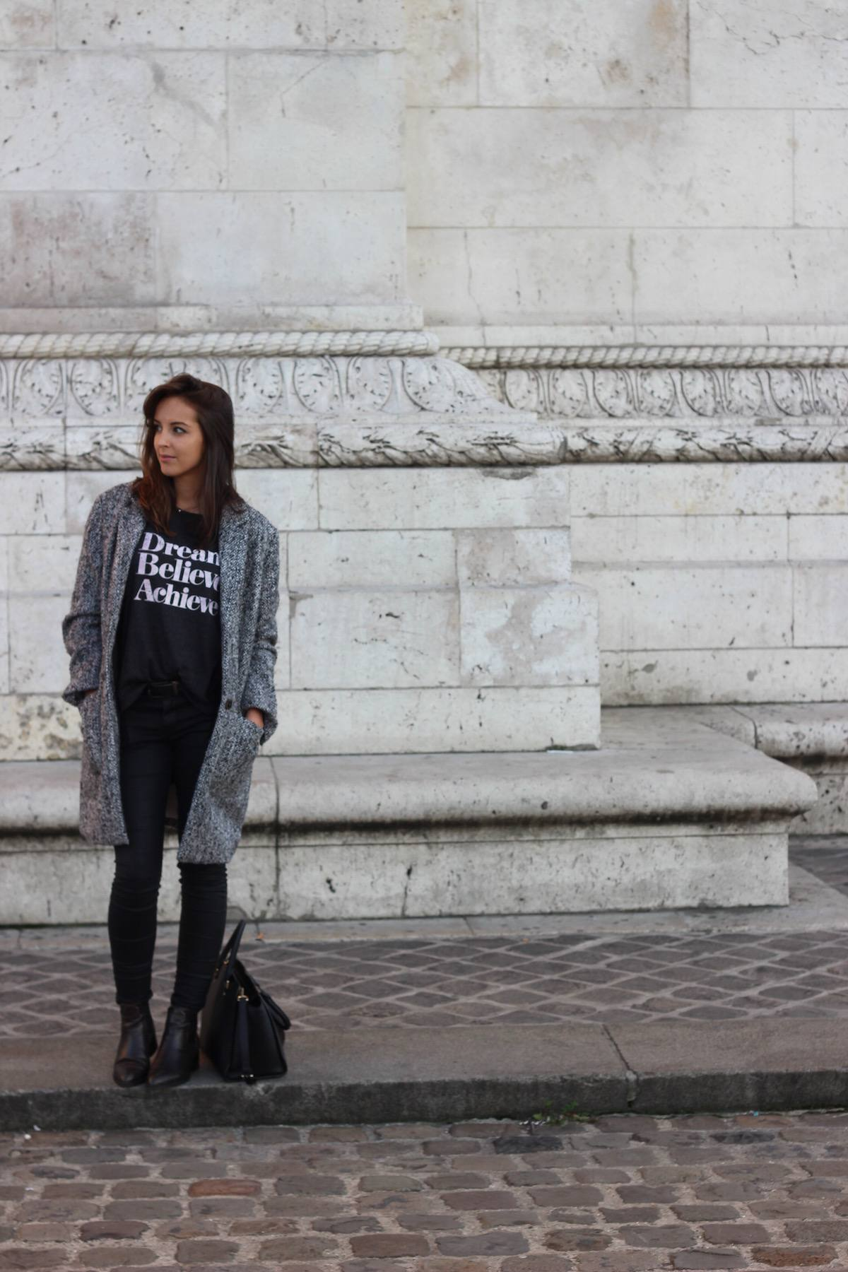 Paris - Dream Believe Achieve - Blog Mode Nolwenn C 9