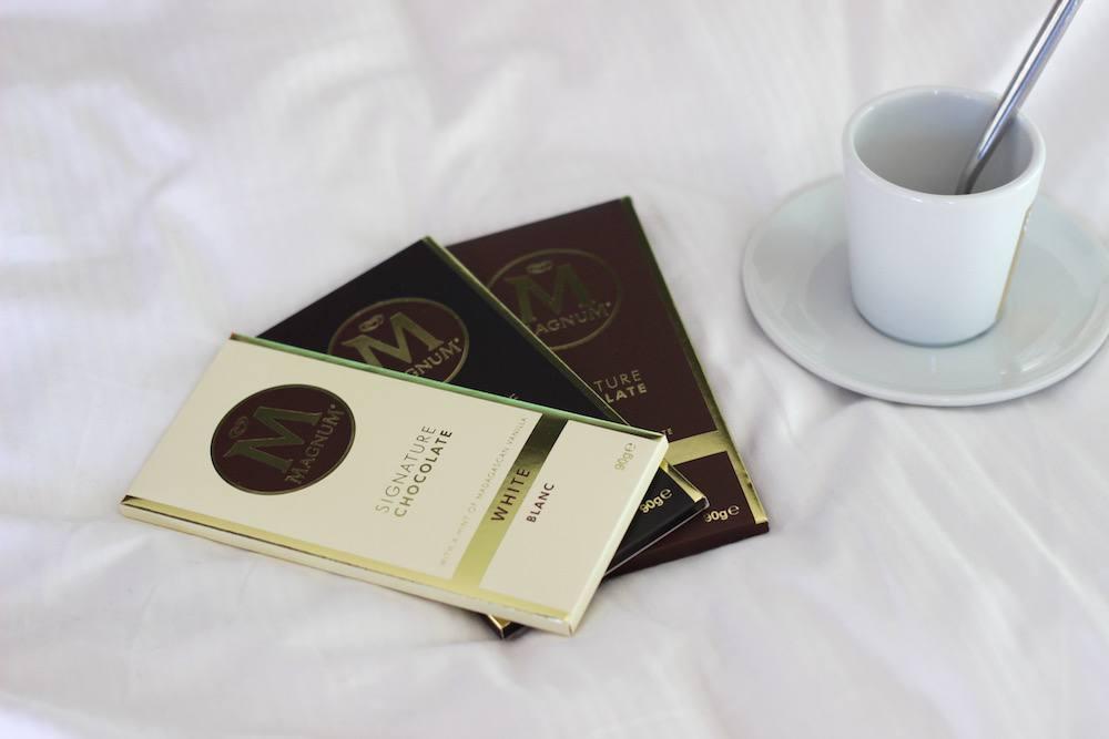 Salon du Chocolat Paris - Découverte chocolat MAGNUM 1