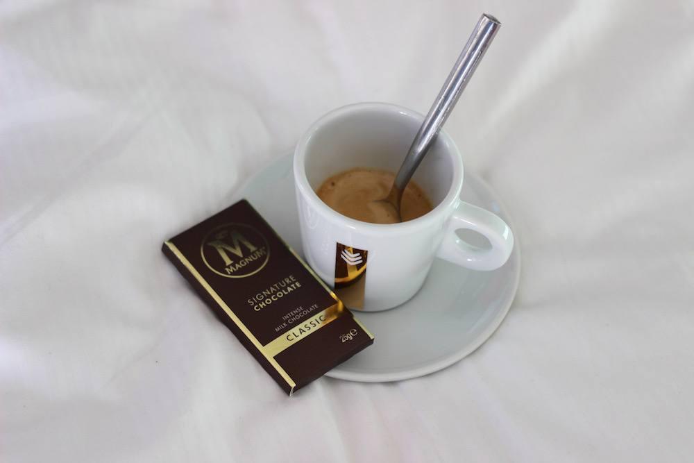 Salon du Chocolat Paris - Découverte chocolat MAGNUM 11