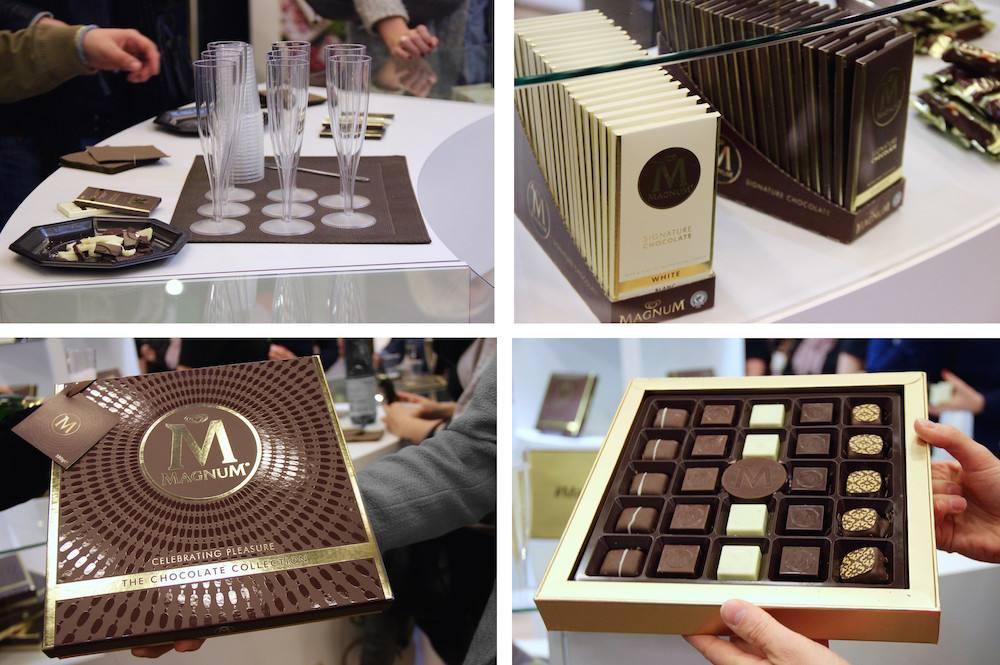 Salon du Chocolat Paris - Découverte chocolat MAGNUM 2