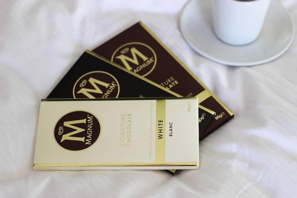 Salon du Chocolat Paris - Découverte chocolat MAGNUM 4