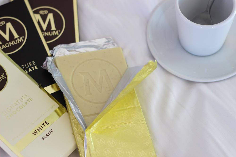 Salon du Chocolat Paris - Découverte chocolat MAGNUM 6