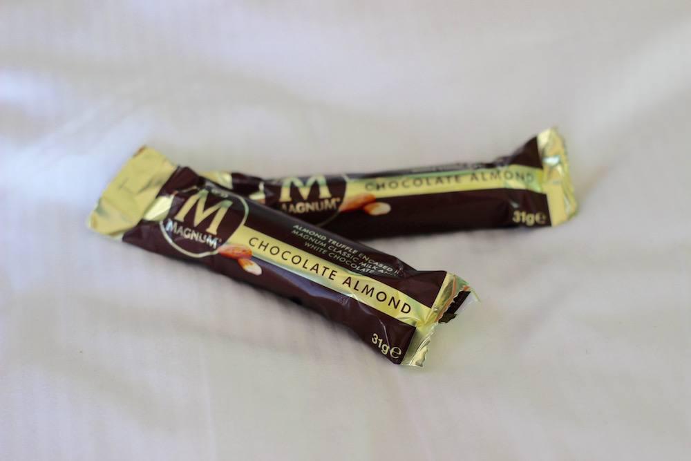 Salon du Chocolat Paris - Découverte chocolat MAGNUM 8