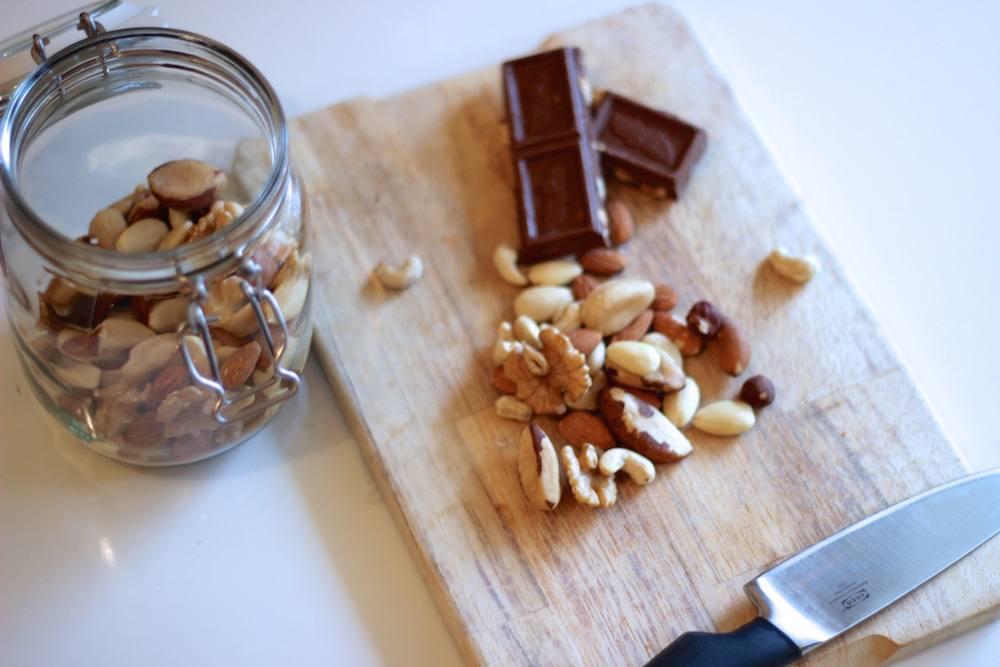 Brownie fondant et GULA - recette blog Nolwenn C 7