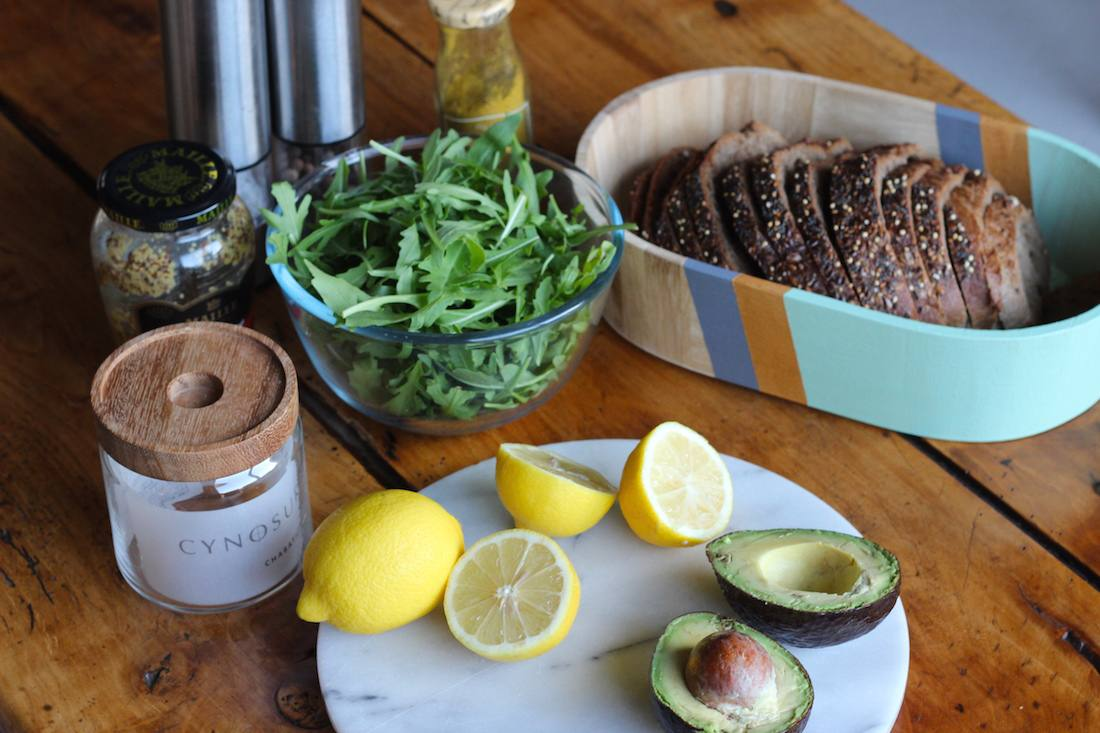 Rillettes d'avocat toast - Recette Season Paris 1