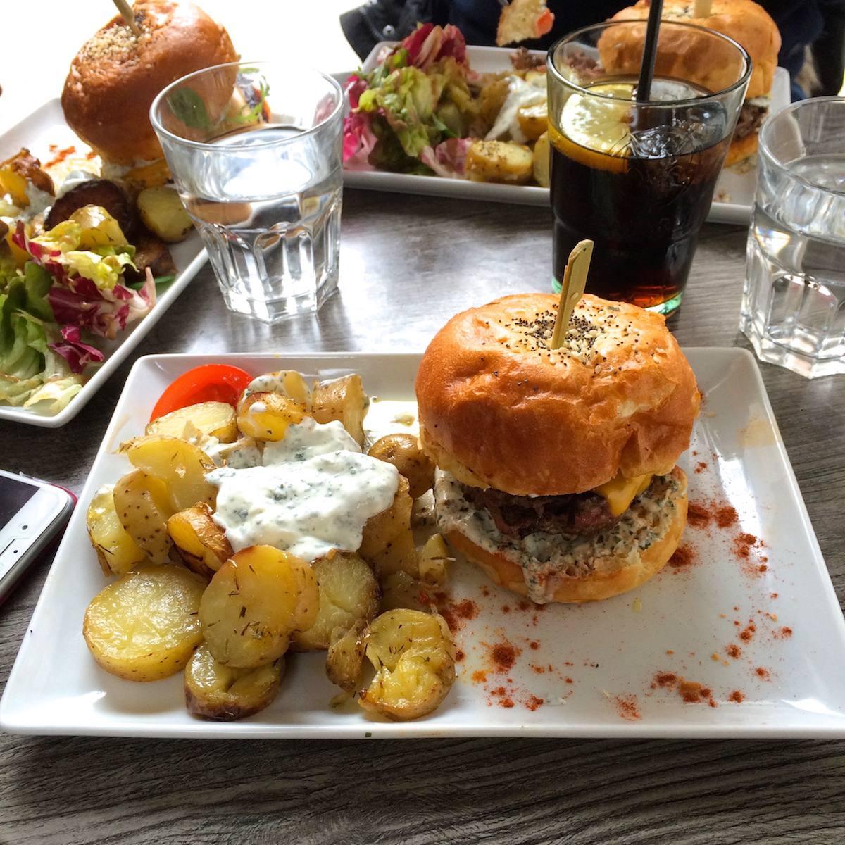 11 - Froggys rennes - Meilleur burger nantes