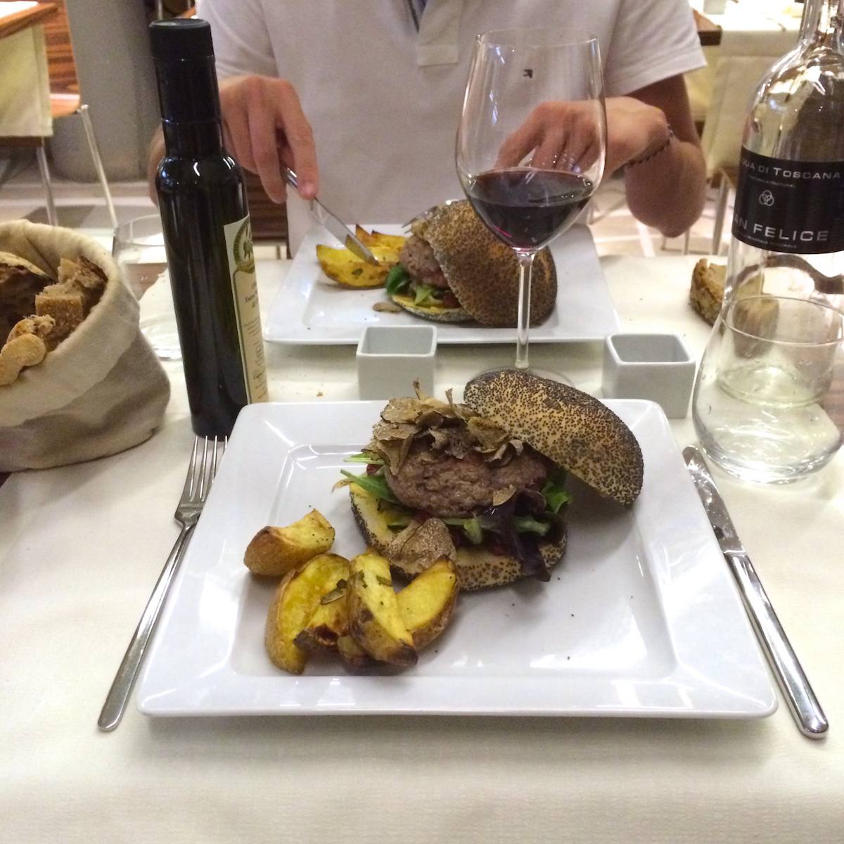13 - Milan truffes - Meilleur burger nantes