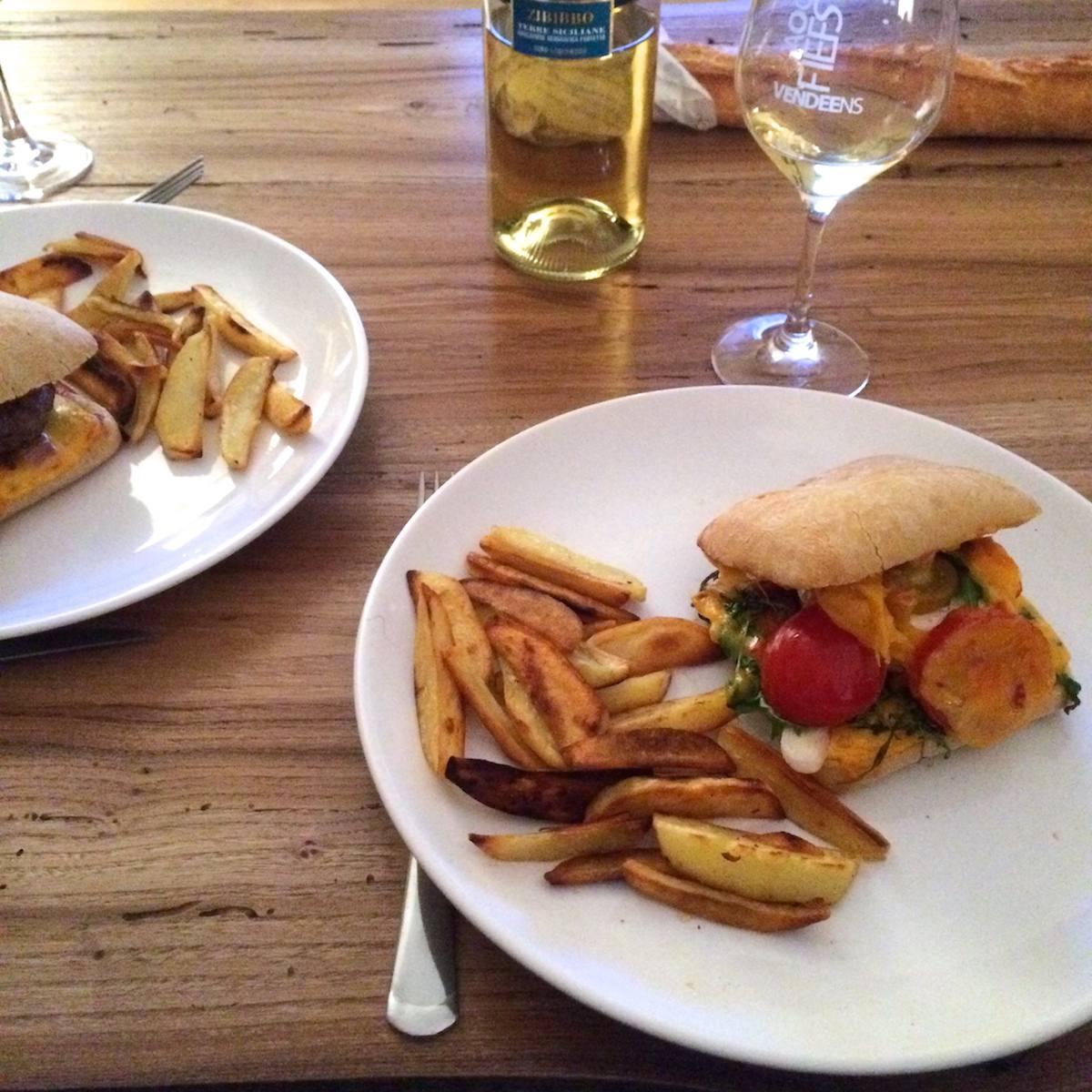 14 - Homemade - Meilleur burger nantes