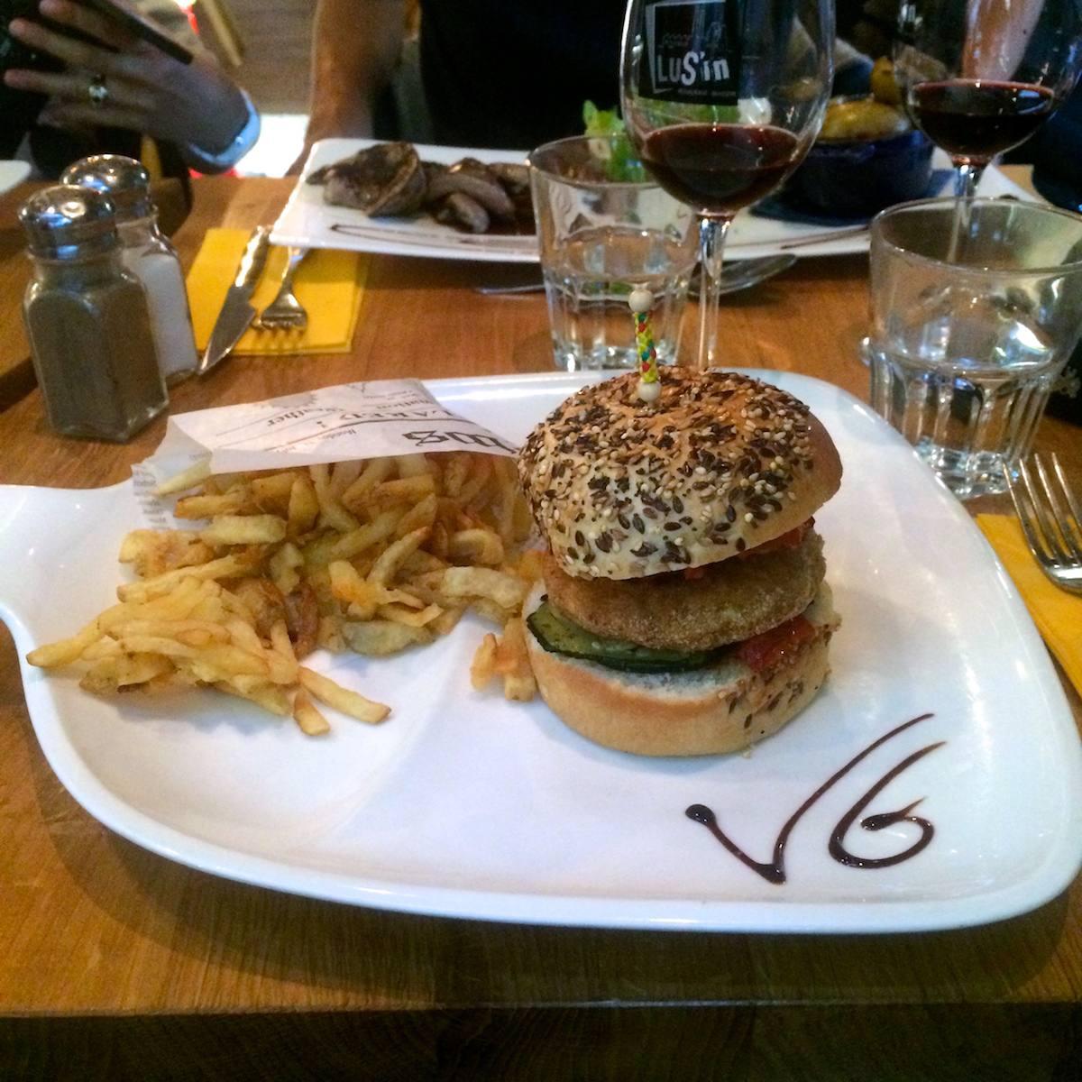 3 - Lusin - Meilleur burger nantes