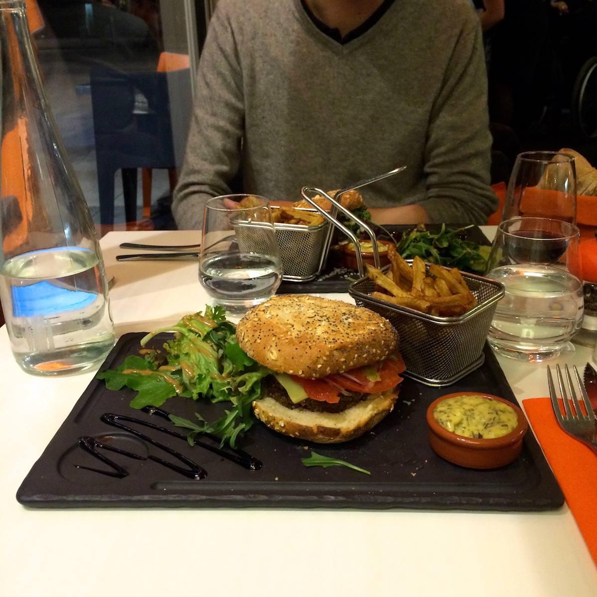 5 - 2 potes au feu - Meilleur burger nantes