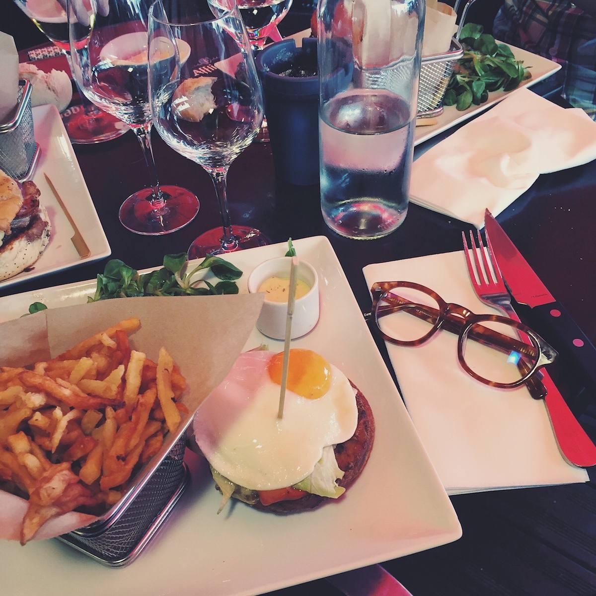 6 - Café Charbon - Meilleur burger nantes