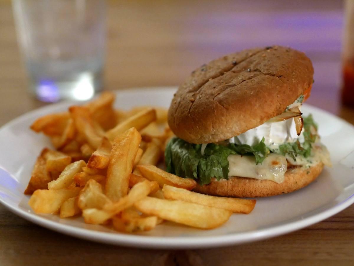 9 - Cook Town - Meilleur burger nantes
