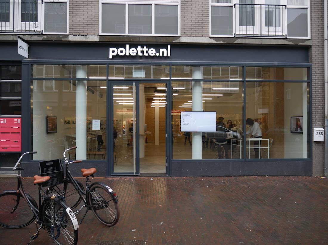 Polette - usine à lunettes - Amsterdam - avis 1