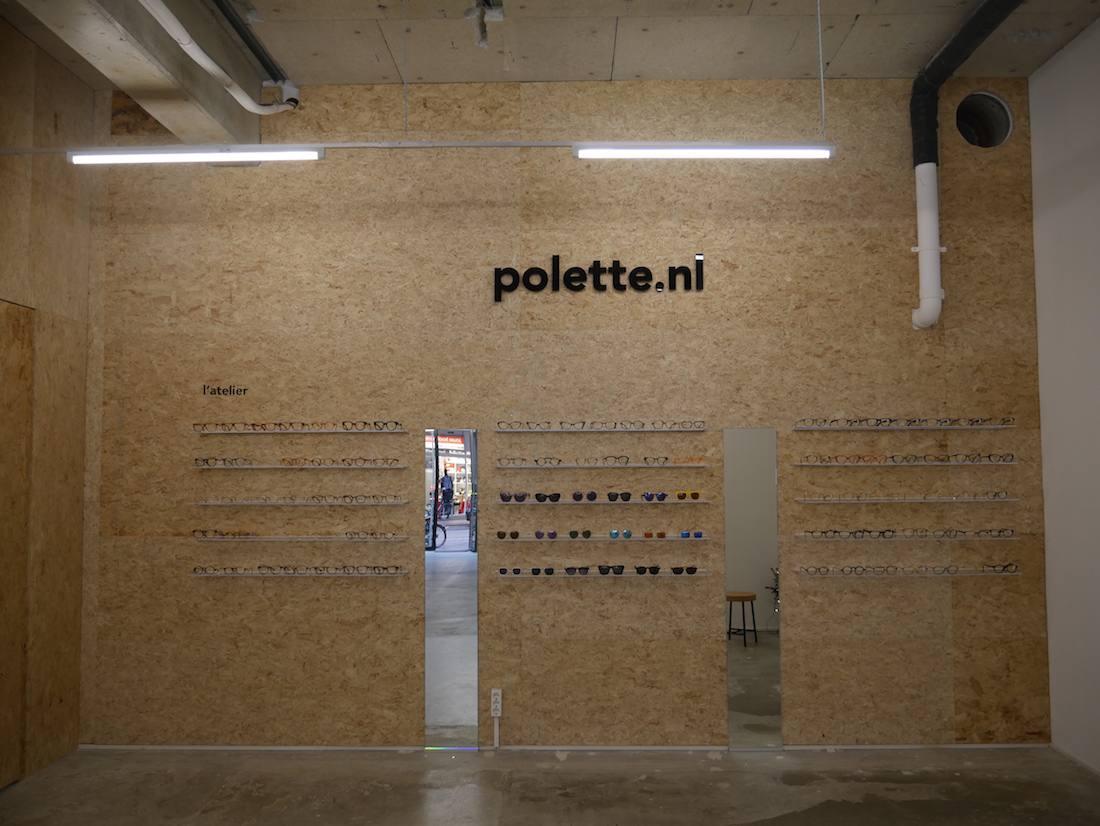 Polette - usine à lunettes - Amsterdam - avis 7