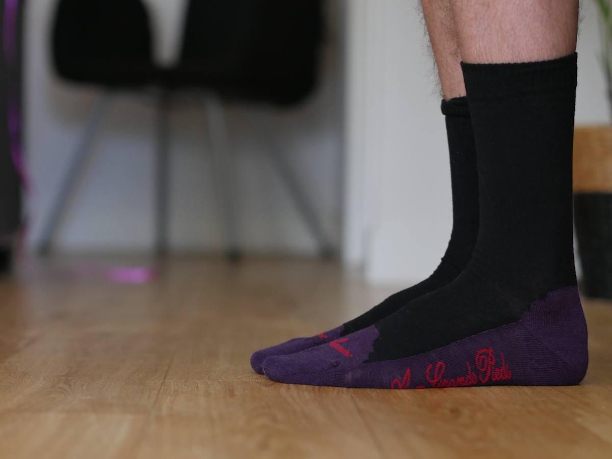 Berthe aux grands pieds Nantes - Chausettes bas collants 5