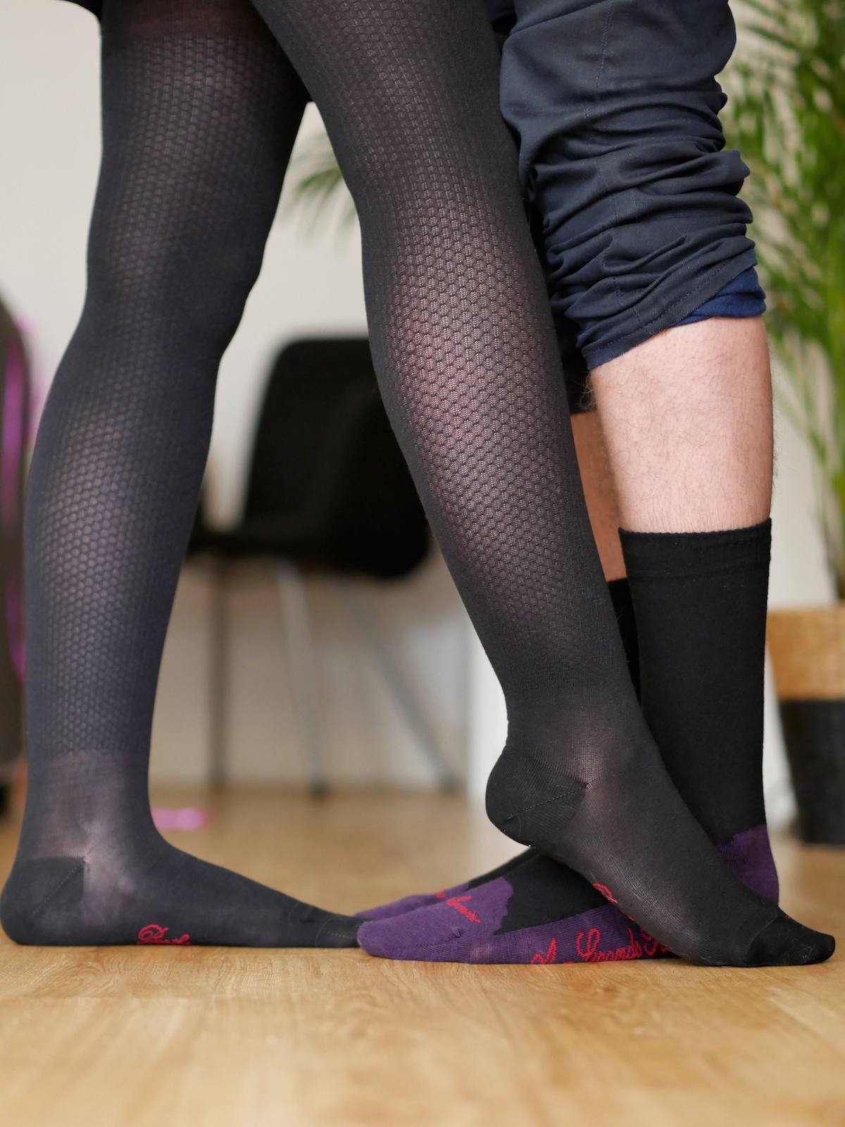 Berthe aux grands pieds Nantes - Chausettes bas collants 9