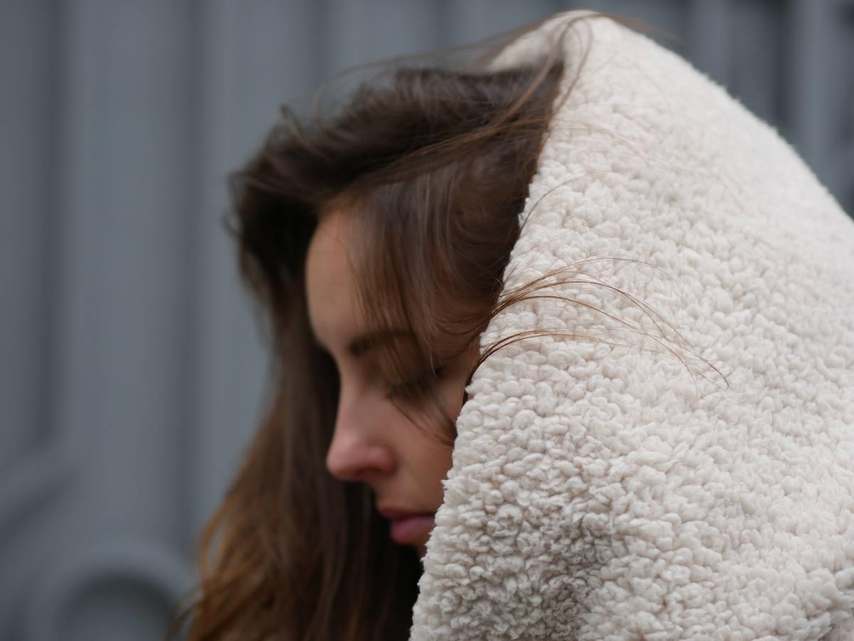 blog mode - manteau fausse fourrure mouton Shein 3