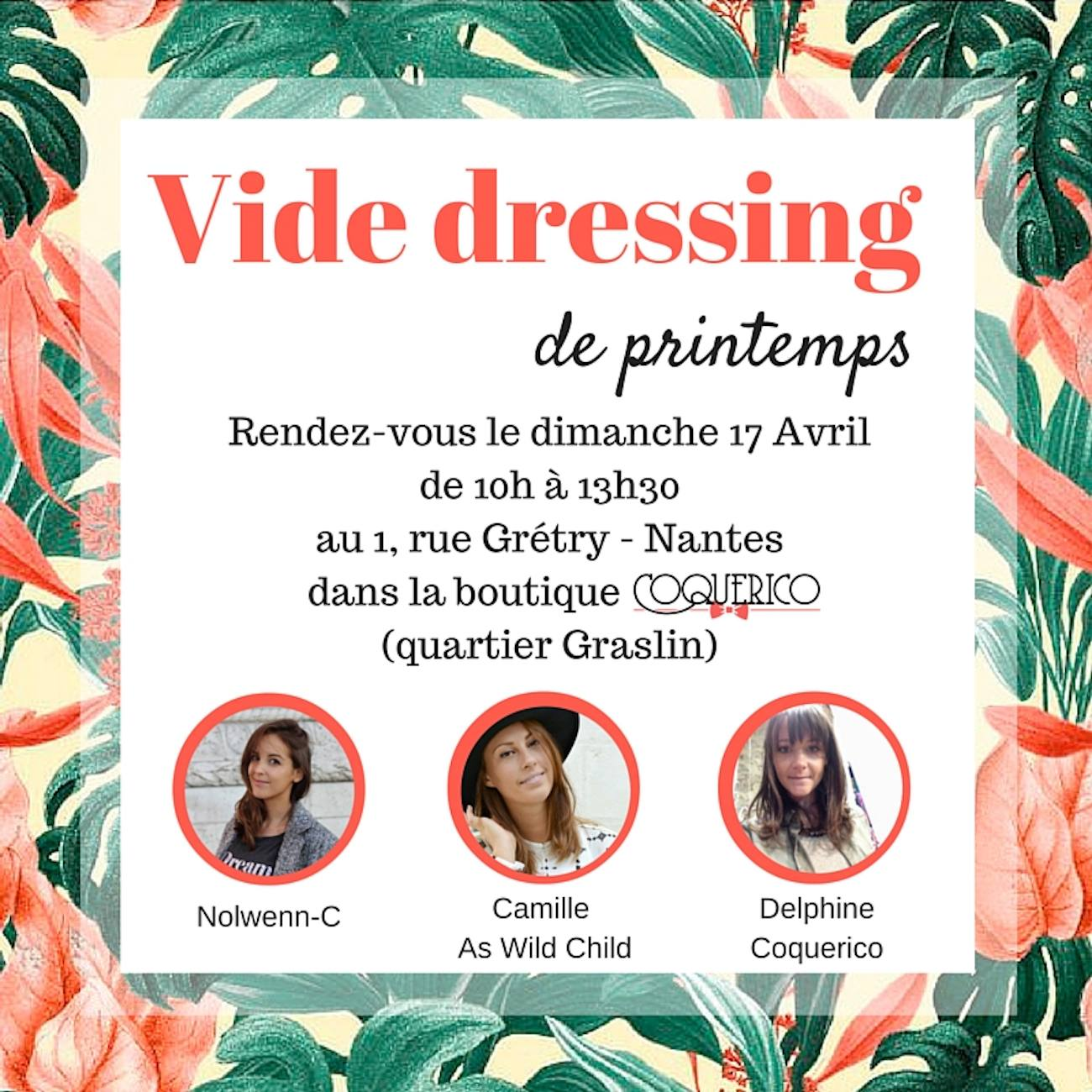 10 things 3 - VIDE DRESSING COQUERICO
