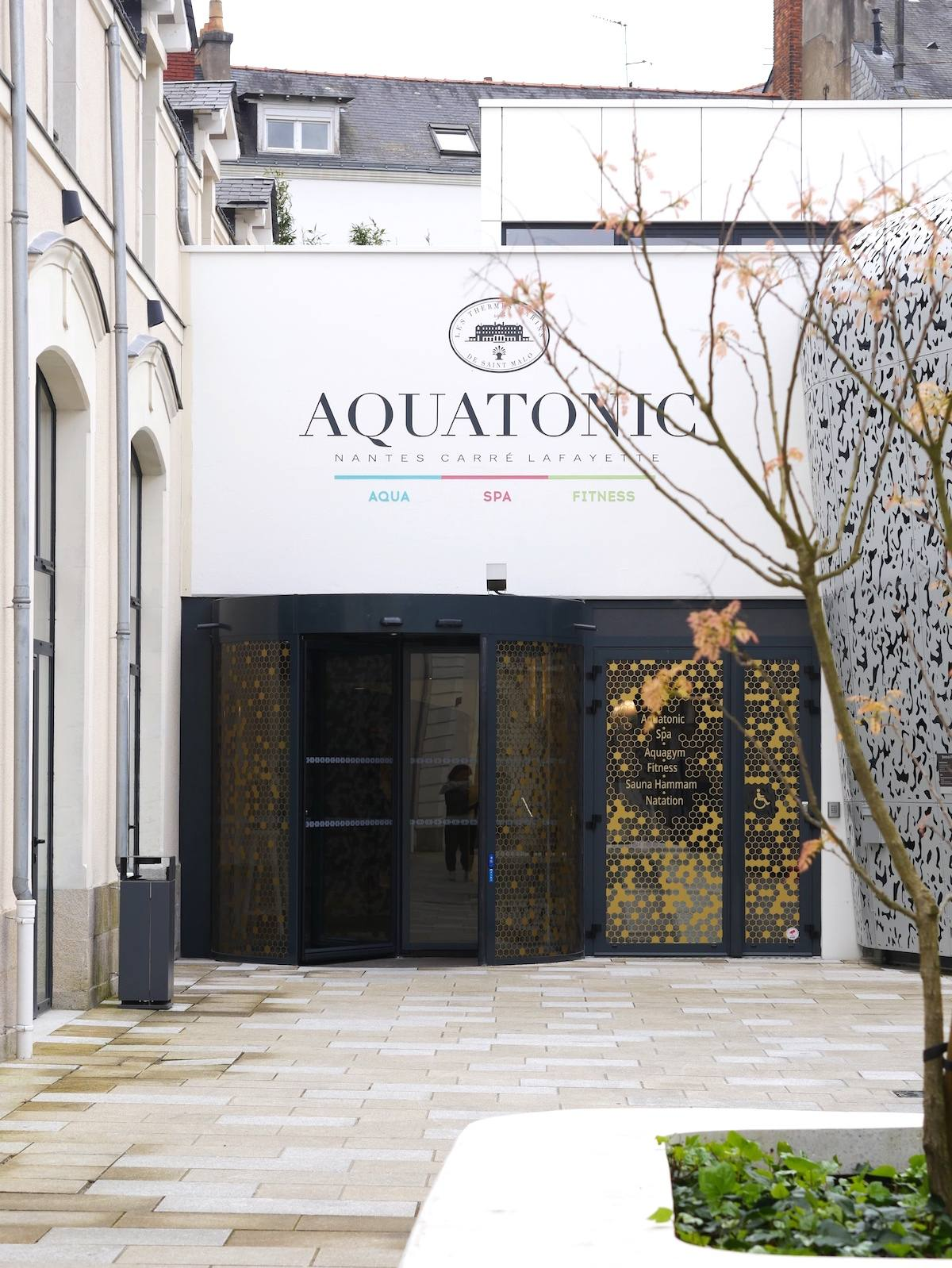 Aquatonic - SPA Nantes 1