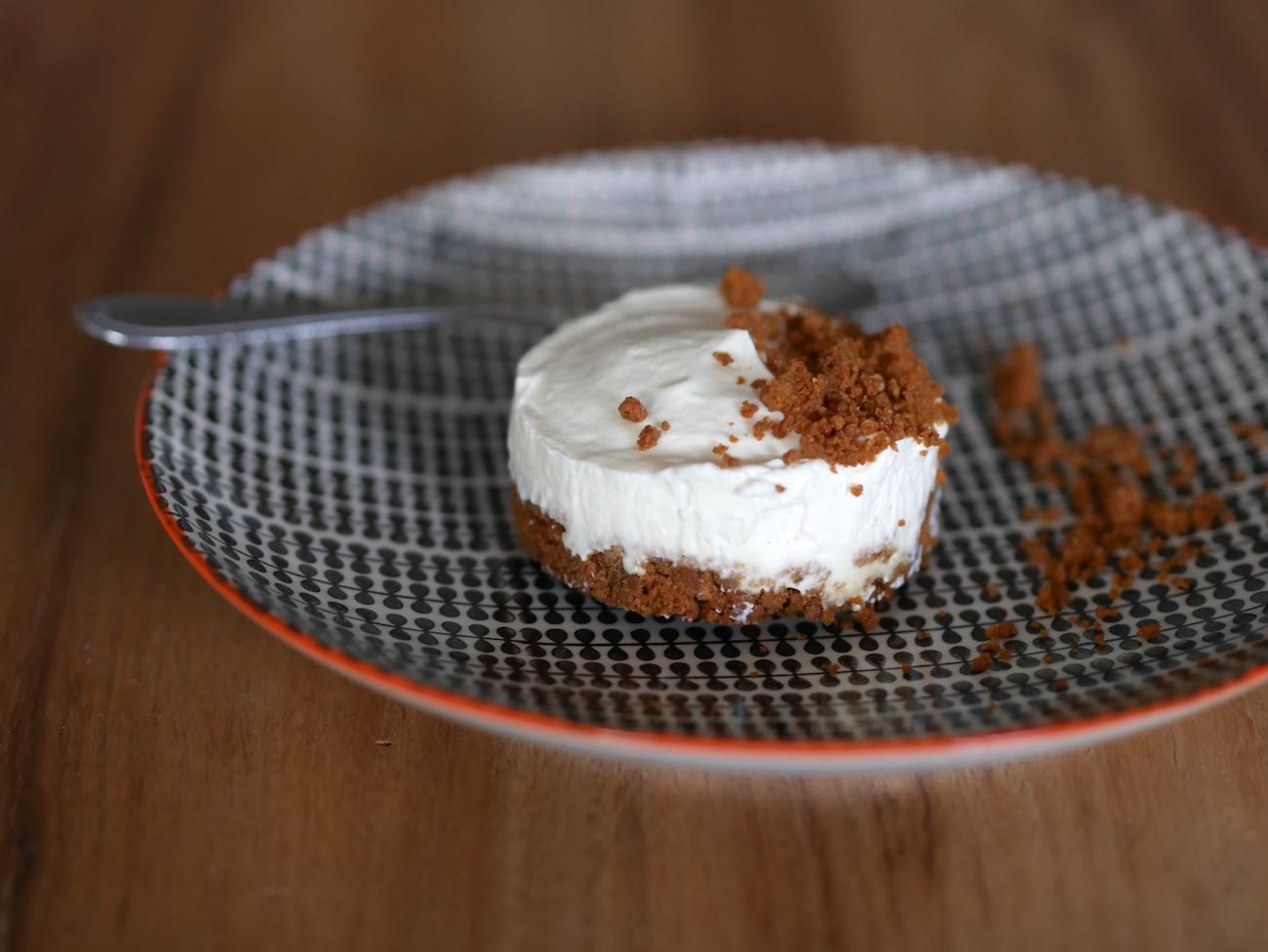 Recette Cheesecake Spéculos - Nolwenn C 1