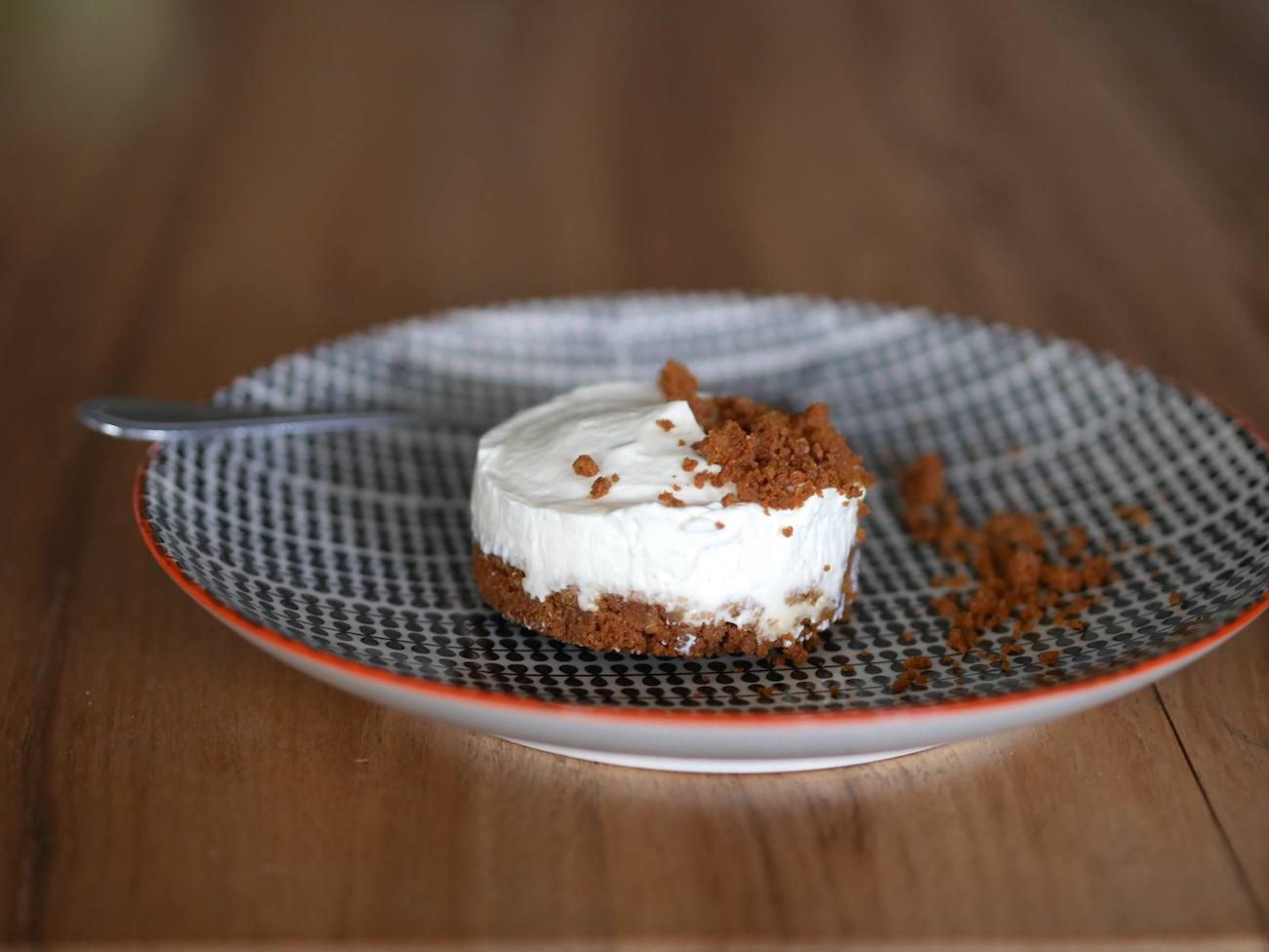 Recette Cheesecake Spéculos - Nolwenn C 6