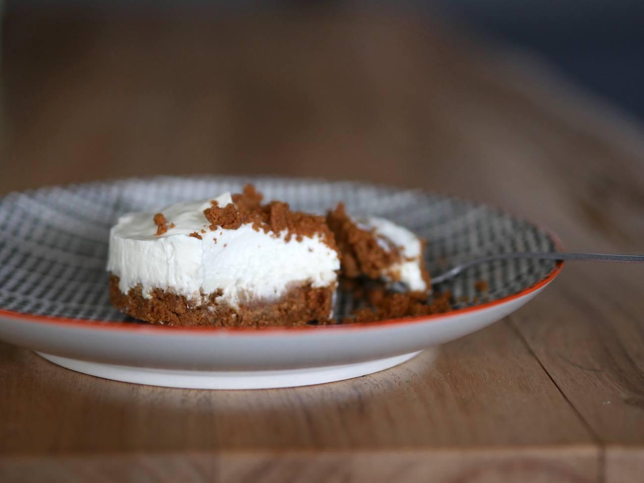Recette Cheesecake Spéculos - Nolwenn C 7