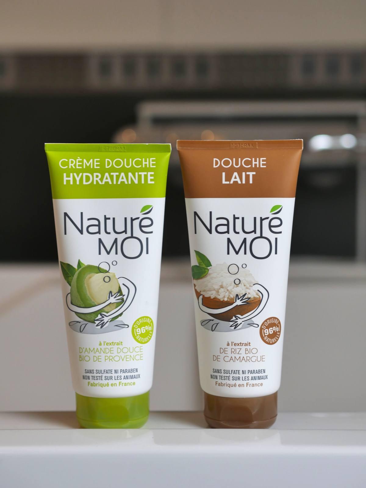 Naturé moi - Shampooing et gel douche naturel écologique 12
