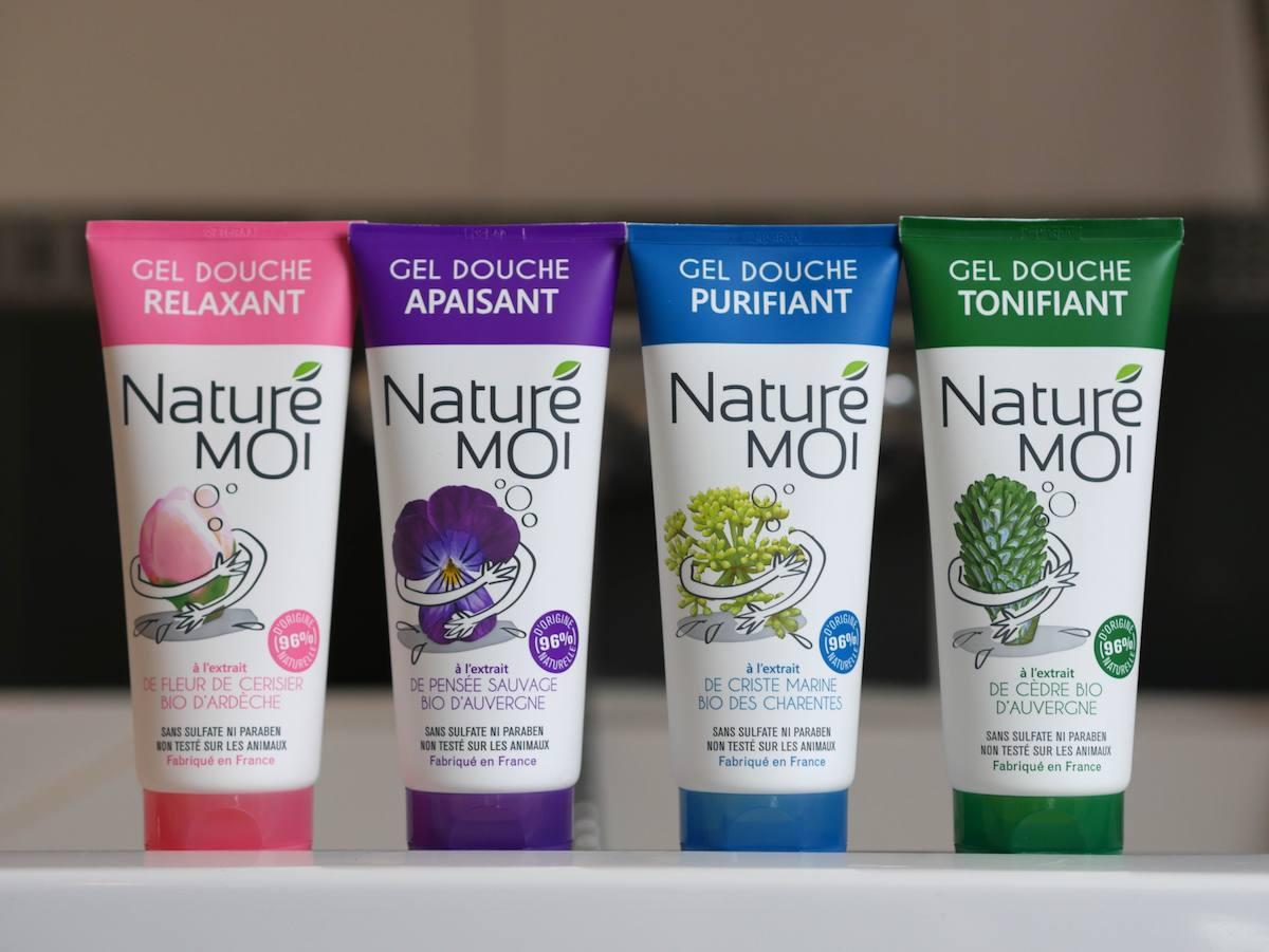 Naturé moi - Shampooing et gel douche naturel écologique 14