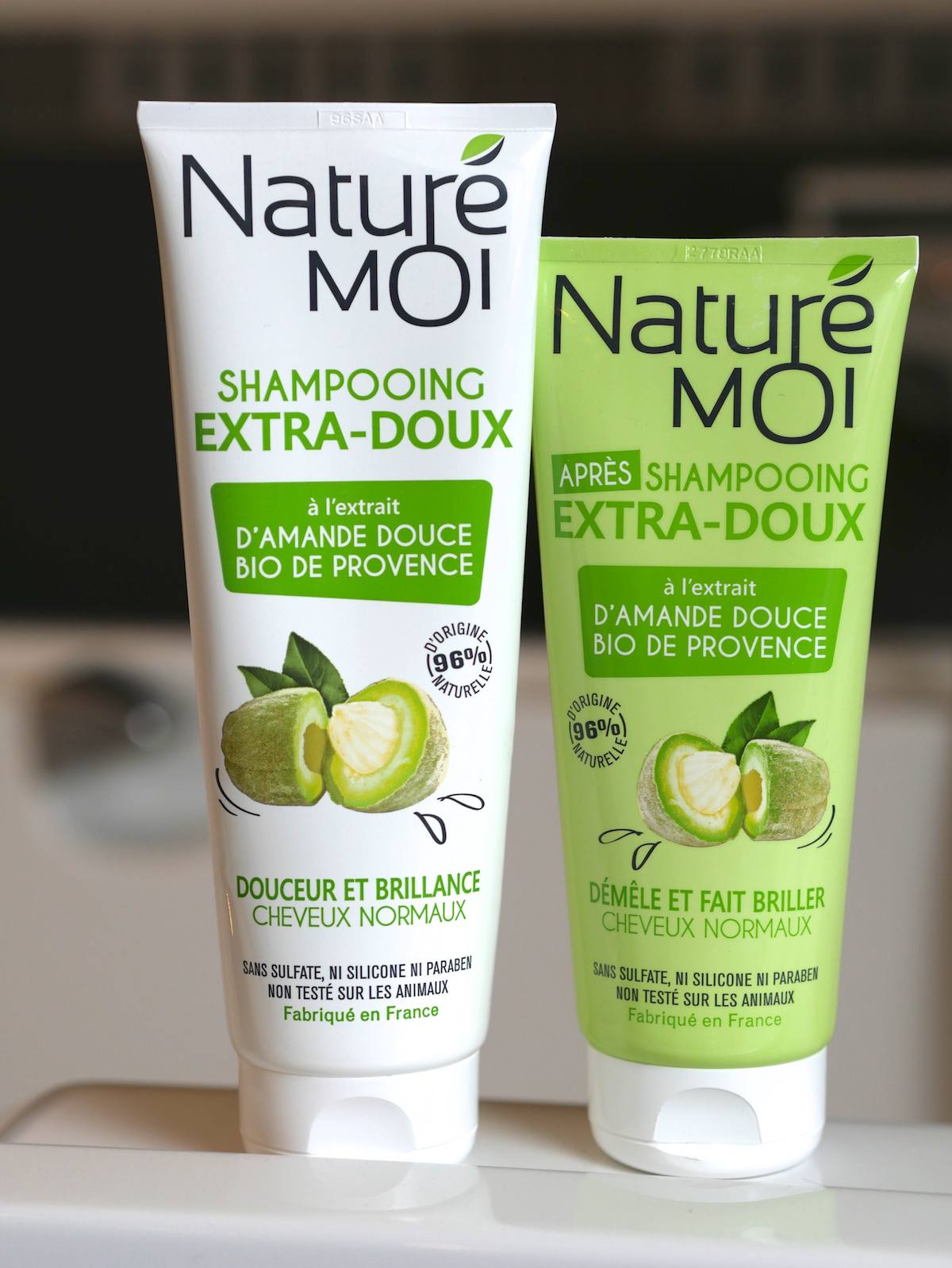 Naturé moi - Shampooing et gel douche naturel écologique 2