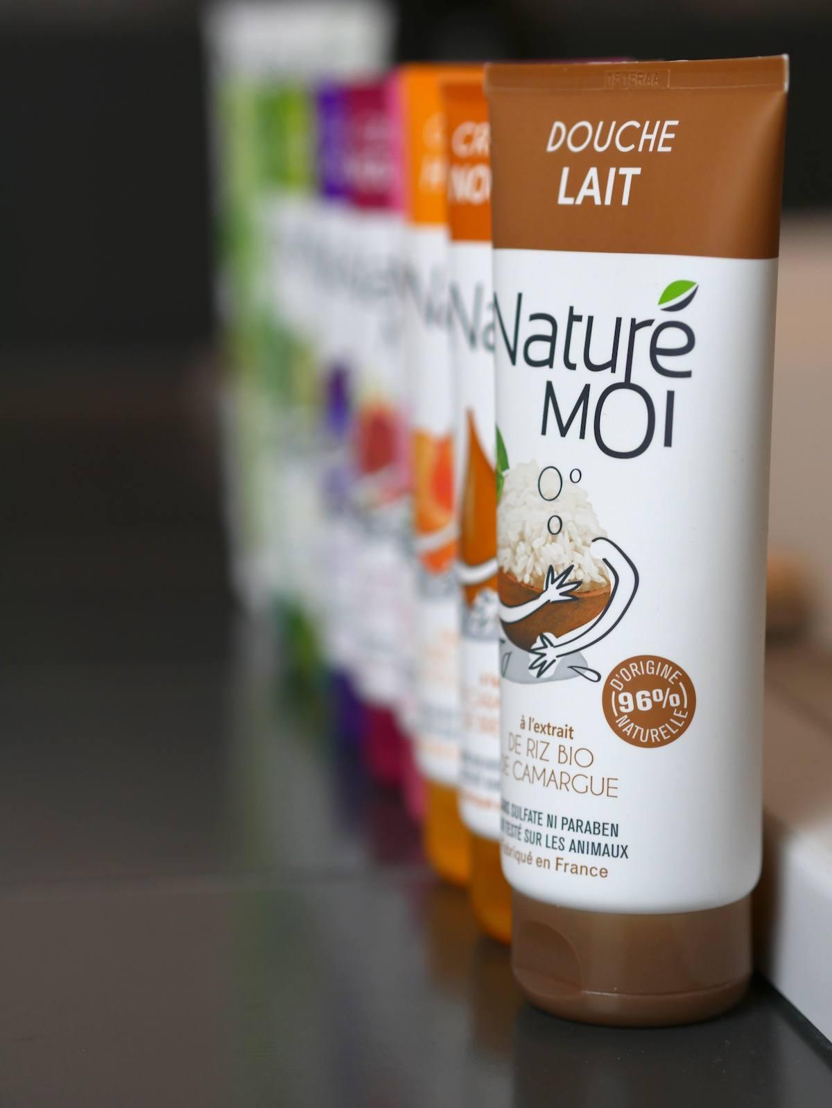 Naturé moi - Shampooing et gel douche naturel écologique 8