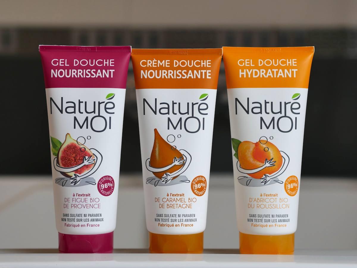 Naturé moi - Shampooing et gel douche naturel écologique 9