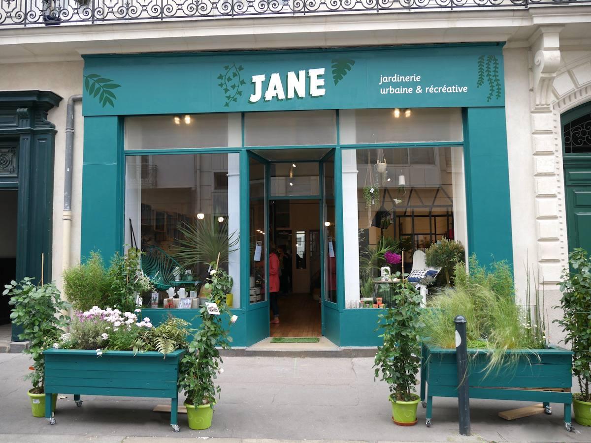 Jane - Jardinerie urbaine Nantes 1