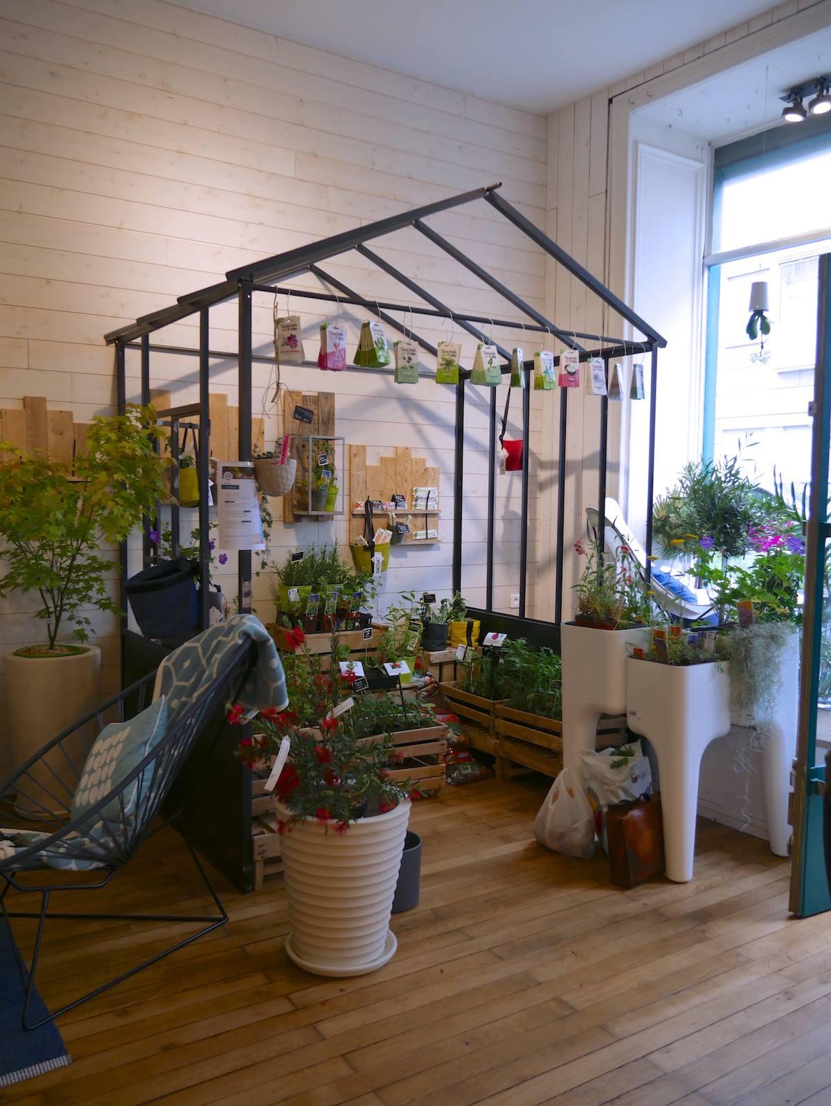 Jane - Jardinerie urbaine Nantes 3