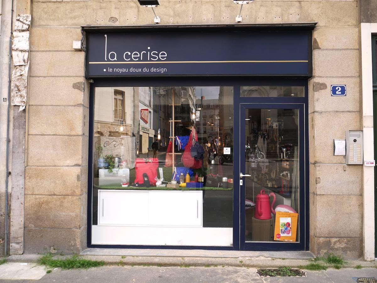 La Cerise Nantes - Magasin déco desing Blog Nolwenn 1