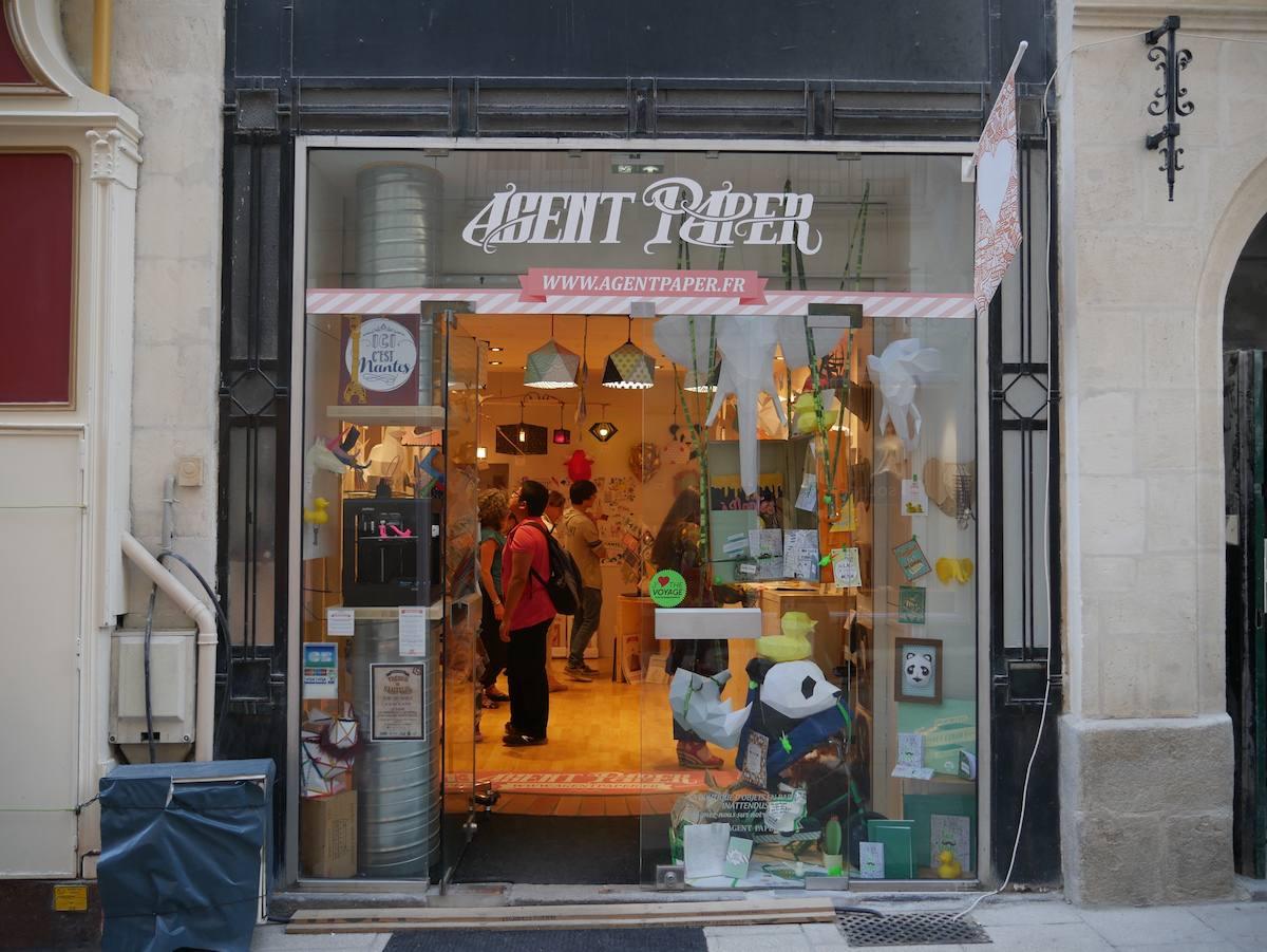 Boutique Agent Paper - Blog NANTES nolwenn 1