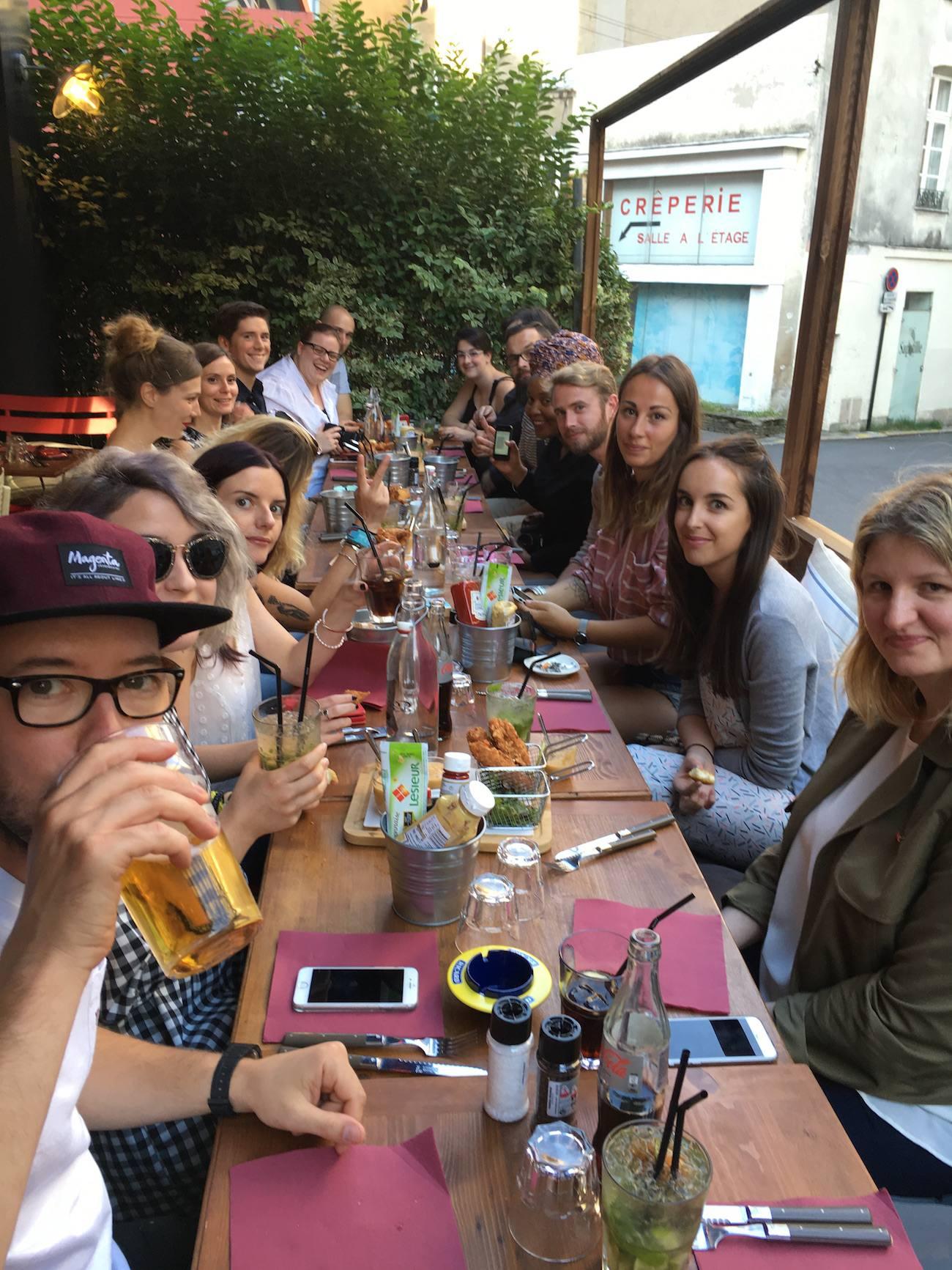 Les fils à maman Nantes - team blogueurs - Blog Nolwenn C