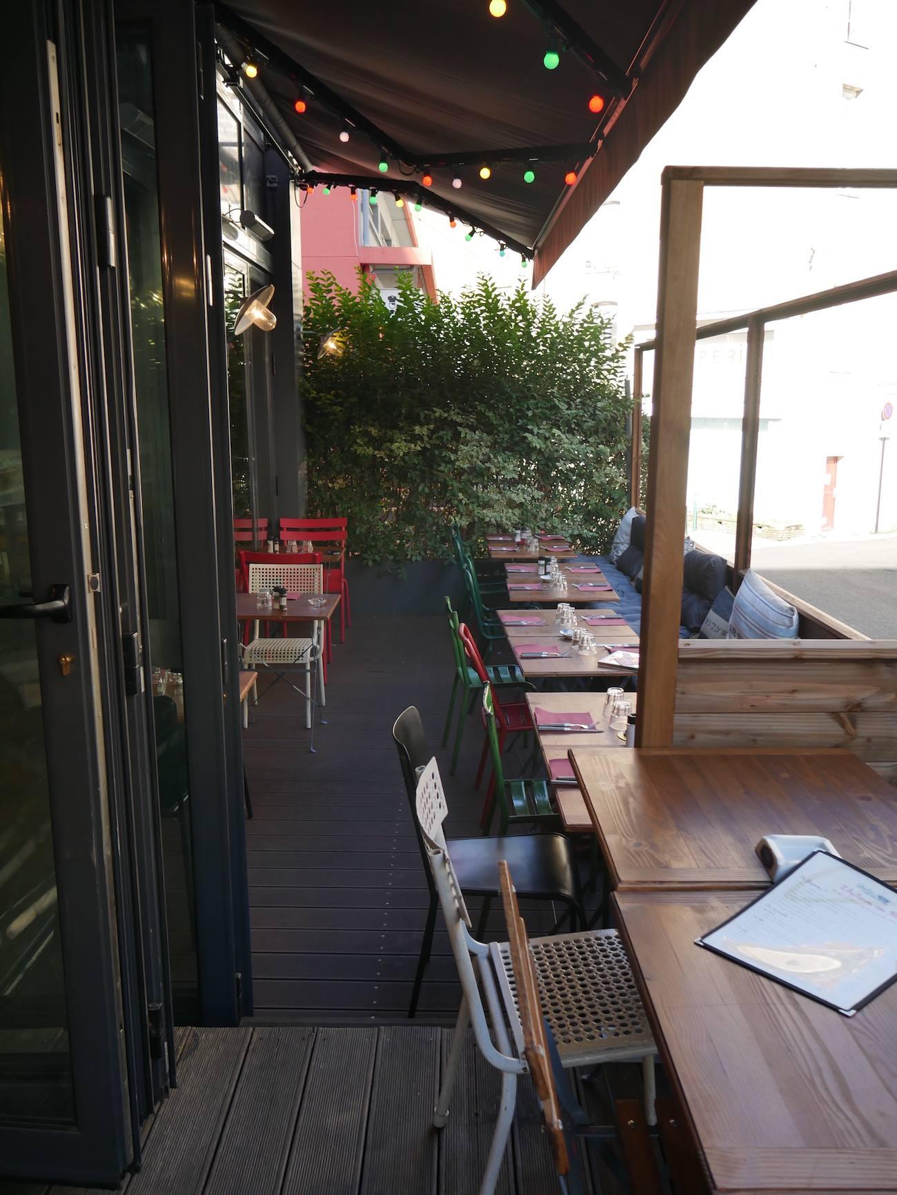 Restaurant Nantes - Les fils à maman - blog Nolwenn 2