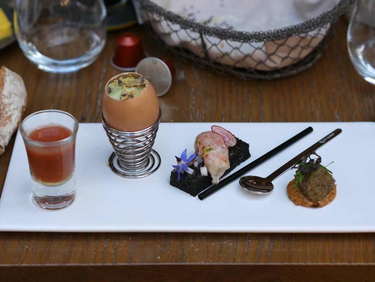 10 things 6 - Petit déjeuner Nespresso à L'UNI Nantes 7