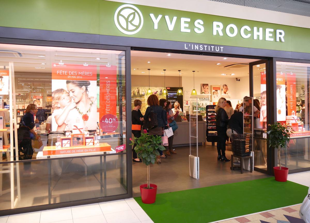 10 things 8 - Afterwork Yves Rocher 1
